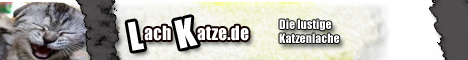 http://www.katzenlache.de - die lustige Katze aus dem Internet!